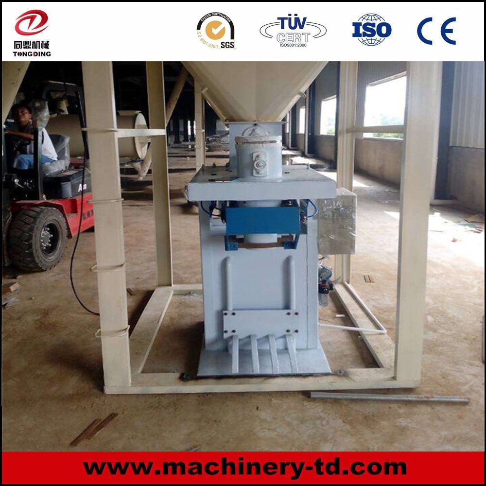 L6252 Dry Mortar Weighing Filling Machine Automatic Sewing Bag Packaging Machine