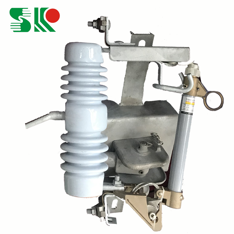 11kv high voltage device ceramic holder for fuse