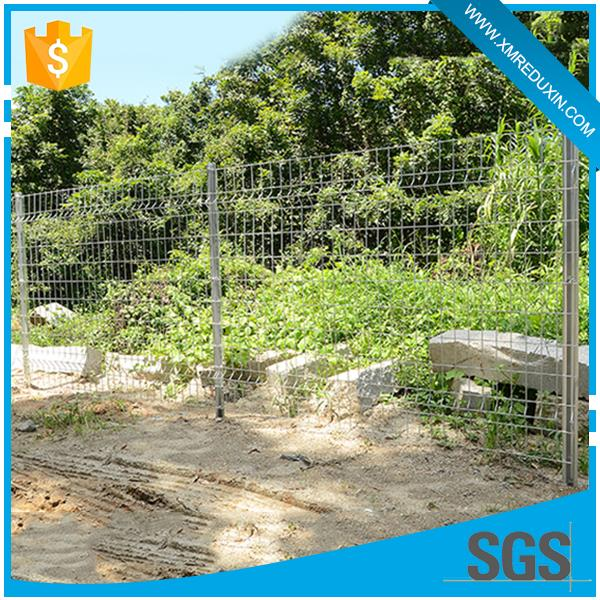Agriculture extensively used PVC coated wire fence
