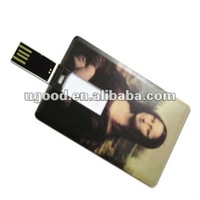 2012 Hot Selling Credit Card Usb Stick