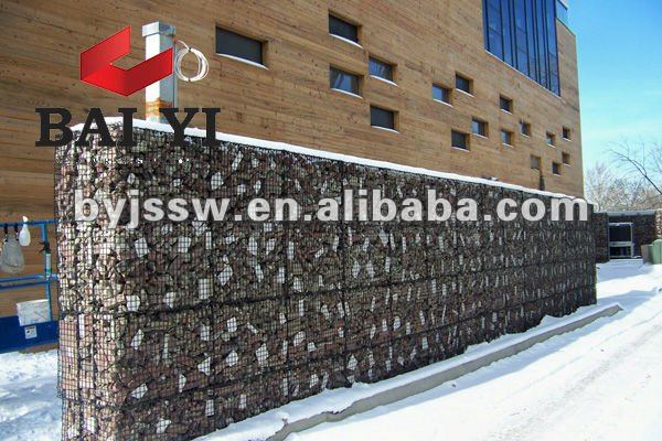 Welded Gabion Basket for Sale
