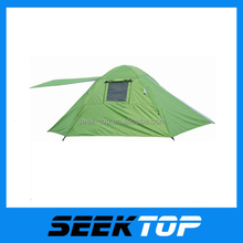 different color free design outdoor suspended camping tent
