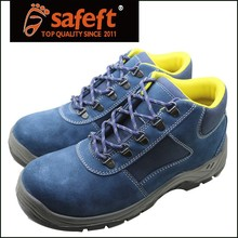 hot selling anti slip blue hammer safety shoes