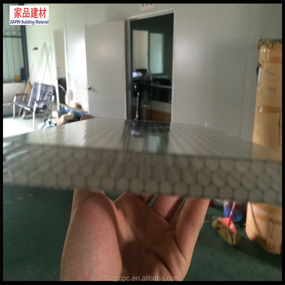 10mm Hollow Polycarbonate Honeycomb panel
