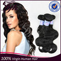 100% Virgin human hair factory wholesale Brazilian human hair extension
