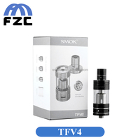 Alibaba Express Smok TFV4 Tank 5ml Capacity fit for X Cube 2/H-priv/Xpro/Magneto 3/BEC pro