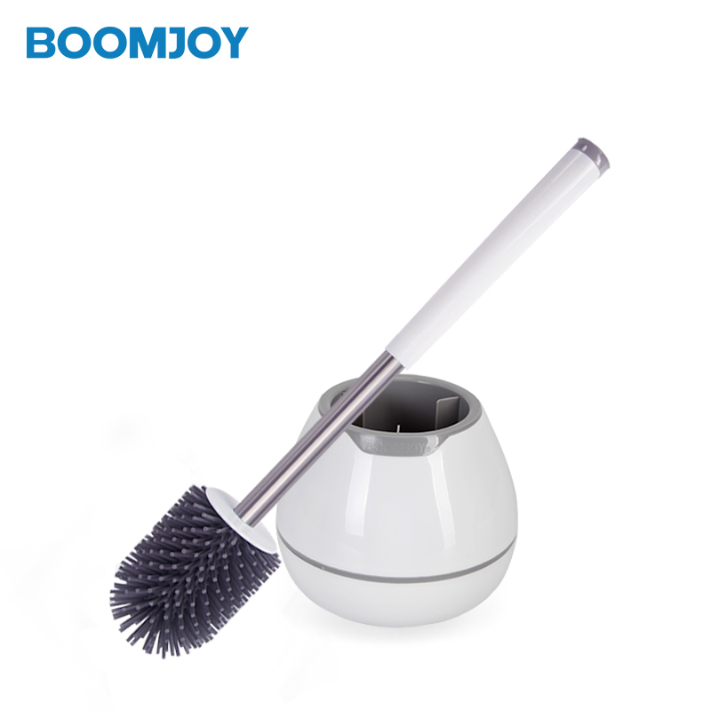 BOOMJOY B5 new rubber TPR toilet <strong>brush</strong>