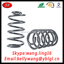 China factory custom OEM front/rear automative compression coil spring for auto car pass RoHS certification