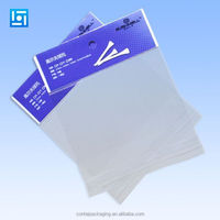 hot sale Printed Plastic packaging opp cpp bag with logo