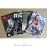 Magazine Printing Coffee Table Book Printing