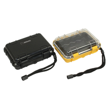 Plastic Mini Suitcase Waterproof Tool Case with Trolley