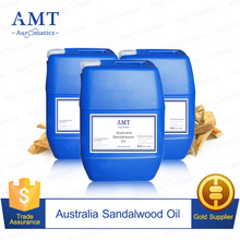Factory price Wholesale Hot sale Body care 100% Pure Natural Australian Certified Organic Sandalwood essential oil OEM/ODM Bulk