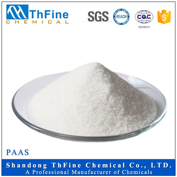 Water Treatment Chemicals Dispersant PAAS 90% Sodium Polyacrylate