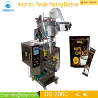 Automatic milk stick packaging machine DS-200C