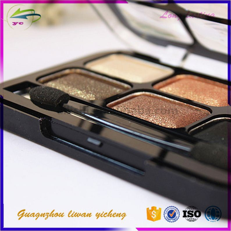 empty magnetic palette Shining high quality eyeshadow shiner