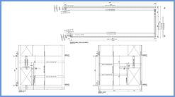 structural drafting, steel detailing shop drawings 8$/hour !!