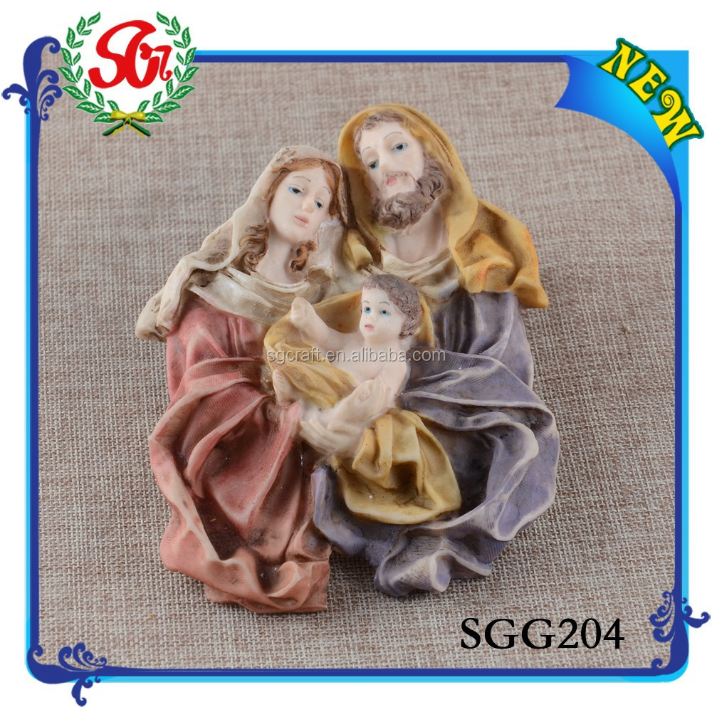 SGG204 Hot Sale High Quality Resin Religious Statues, Religious