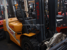 tcm bale clamp forklift 3t plastic clamp