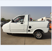 Excellent Quality 3 Wheel Electric Truck Vehicle 7.5KW Electric Car EEC