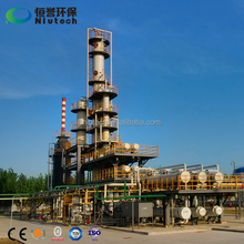 High Oil Output Oil Distillation and Oil Recycling Machine