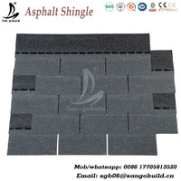 Cheap stone coated metal roof tile price/ red asphalt roofing shingle /asphalt shingle for roofing prices