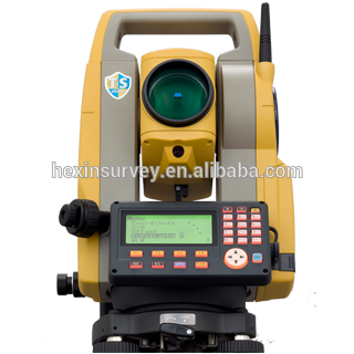 Estacion total topcon es 105 with Guide light