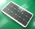 160W 12V Quality and Competitive Price Monocrystalline Foldable Portable Solar Panel for Solar Kit