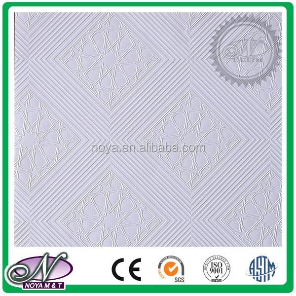 Sound Absorbing Gypsum Board : Good sound absorption gypsum board standard size buy