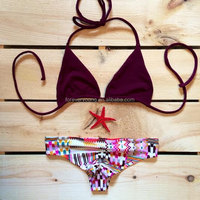 Wholesale OEM design micro mini bikinis for girl