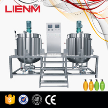 Dish Washing Liquid Detergent Making Mixer Machine