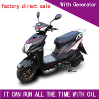 ax100 150cc enclosed motorcycle with 125cc
