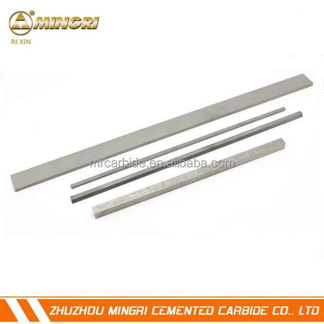 Cemented carbide strips for wood machining YG6 <strong>K10</strong> raw material