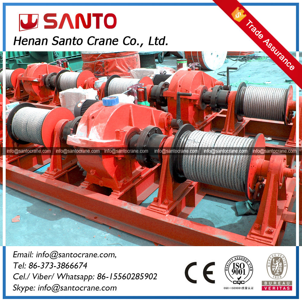 Jmm Friction Electric Boom Winch