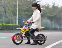 49cc automatic CE approved dirt bike
