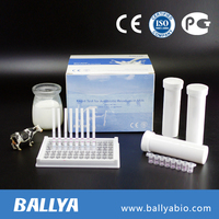 Antibiotic residue test kit milk /Aflatoxin M1antibiotic test kit milk