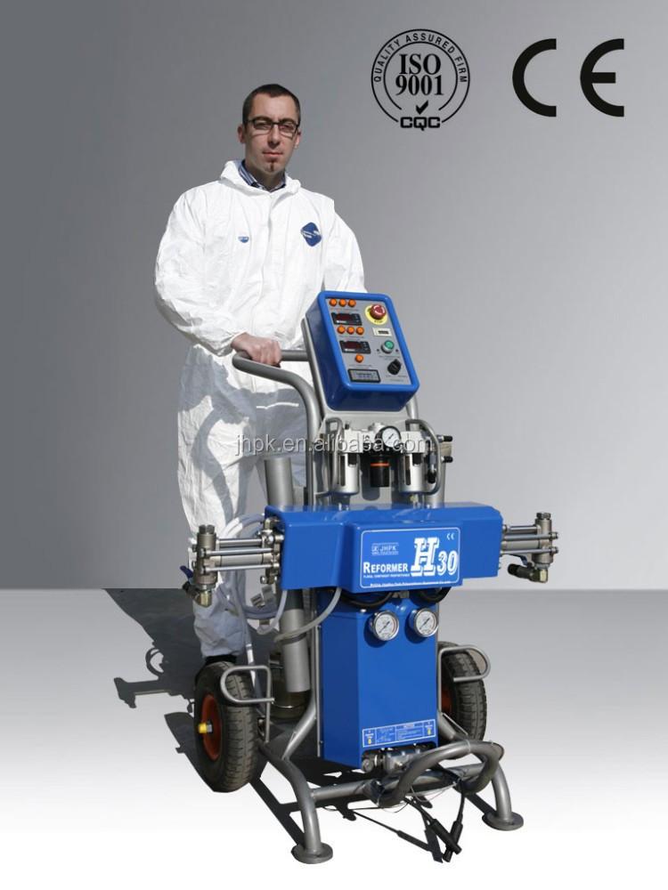 used spray foam machine for sale