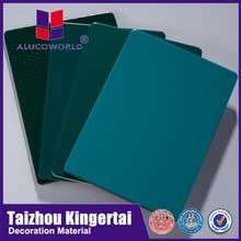 Alucoworld smooth surface CE certified acp modern