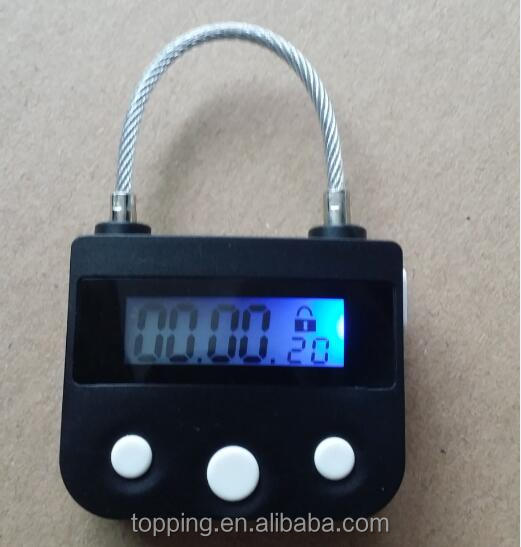 Time release lock SM lock self bonding lock <strong>timer</strong>