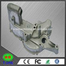 According to customers' requirements custom die casting aluminium