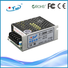 36W Constant Voltage laser power supply 80w With CE RoHS FCC TUV