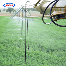 VODAR Ditch Feed Linear Lateral Move Wheel Irrigation System