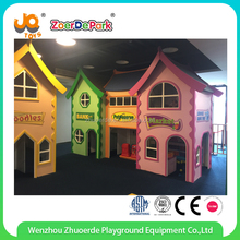 cute kid's zone indoor soft playground equipment indoor play places for children