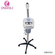 OM-F03 Skin Care Professional Salon Spa Ionic Ozone Facial Steamer
