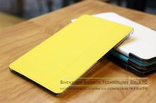 Smart 3 Folding Stand Ultra Thin PU Leather Flip Cover Tablet Cases for Samsung Galaxy Tab s 10.5 T800
