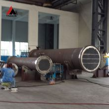 Cold Water Condenser Type Heat Exchanger For Air Handling Unit System