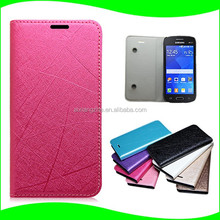 Case for Samsung Galaxy Core i8260 i8262 Waterproof Leather Mobile Phone Case