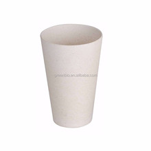 Hot sale and biodegradable plant fibre coffee cup,mug, tumbler