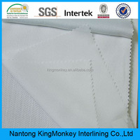 PA coated interlining for shirt