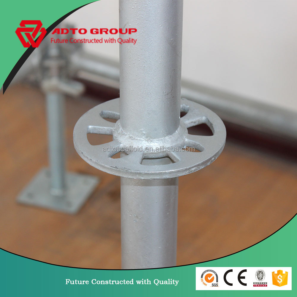 Recycling All-Round Ring Lock Scaffolding System For Sale