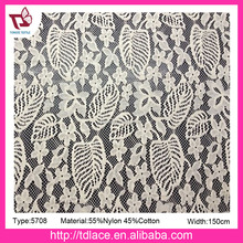 2017 UK hot sale lace fabric for lady dress,best quality lace fabric